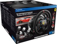 Руль игровой с педалями Thrustmaster T300 Ferrari Integral Racing Wheel Alcantara Edition