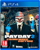 Payday 2 - Crimewave Edition [PS4]