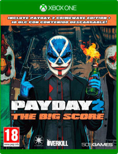 Payday 2: The Big Ccore [Xbox One]