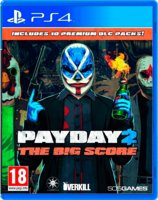Payday 2: The Big Score [PS4]