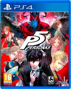 Persona 5 [PS4]