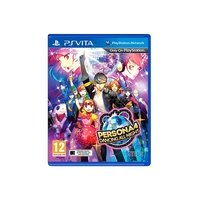 Persona 4: Dancing All Night [ps vita]