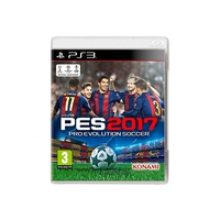 Pro Evolution Soccer 2017 [PS3]