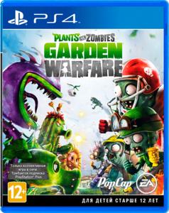 Plants vs. Zombies Garden Warfare [PS4]