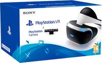 Шлем виртуальной реальности PlayStation VR  + Камера PlayStation