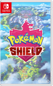 Pokemon Shield. Day One Edition