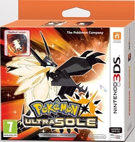 Pokémon Ultra Sun. Ограниченное издание
