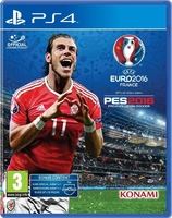 Pro Evolution Soccer 2016. Euro 2016 Edition [PS4]