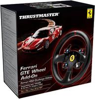 Съемное рулевое колесо Thrustmaster Ferrari GTE F458