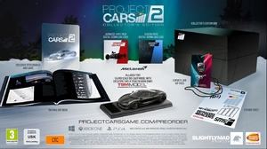 Project Cars 2. Collector`s Edition [PS4]