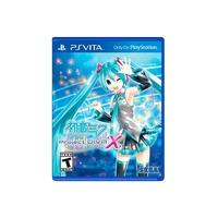 Hatsune Miku Project: Project Diva X [PS Vita]