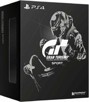 Gran Turismo Sport. Collector`s Edition (поддержка VR)