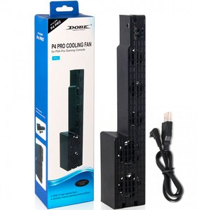 Система охлаждения PS4 DOBE Cooling Fan для PS4 Pro Модель TP4-831