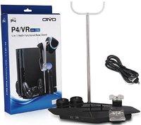 Подставка вертикальная OIVO «P4/VR 5 in 1 Multi-Function Base Stand» для PS4 Slim/PS4 Pro Модель IV-PS4S011