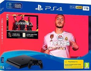Игровая приставка Sony PlayStation 4 Slim 1TB + FIFA 20