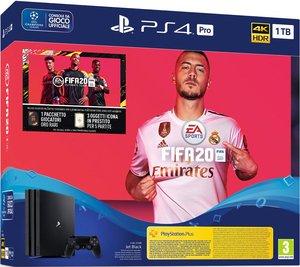 Игровая приставка Sony PlayStation 4 Pro 1TB + FIFA 20