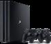 PlayStation 4 Pro 1Tb «Черный Цвет» + 2-ой Джойстик DualShock 4