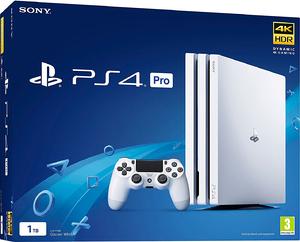 Игровая приставка Sony PlayStation 4 Pro 1TB «Белый Цвет»