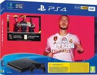 Игровая приставка Sony PlayStation 4 Slim 500GB + FIFA 20