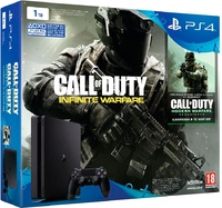 PlayStation 4 Slim 1TB + Call of Duty