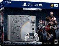 Игровая приставка Sony PlayStation 4 Pro 1TB «God Of War» Limited Edition