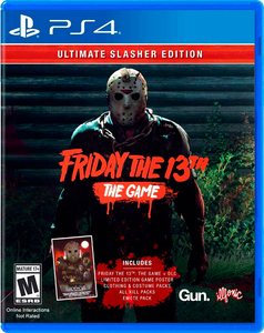 Friday the 13th: The Game. Ultimate Slasher Edition