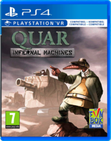 Quar: Infernal Machines «поддержка VR»