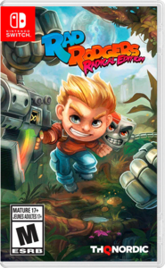 Rad Rodgers: Radical Edition [Switch]