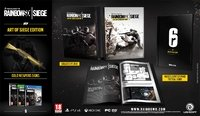 Tom Clancy's Rainbow Six: Осада - Collector's Edition [Xbox One]