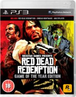 Red Dead Redemption - Game of the Year Edition [PS3]