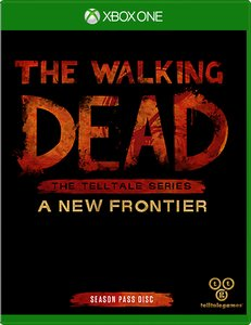 The Walking Dead: A New Frontier [Xbox One]