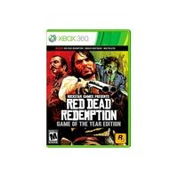 Red Dead Redemption - Game of the Year [Xbox 360]