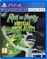 Rick and Morty: Virtual Rick-ality «только для VR»
