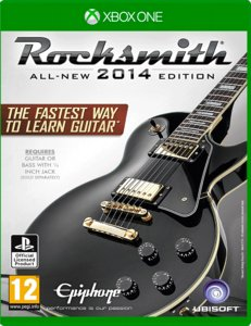 Rocksmith® 2014 Edition – Remastered [xbox one]