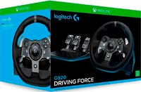 Руль Logitech G920 Driving Force Xbox «Xbox One/PC»