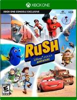 Rush: A Disney Pixar Adventure: 4K