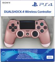 Беспроводной джойстик DualShock 4 Rose Gold «Розовое золото» версия 2