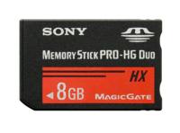 Карта памяти Sony Memory Stick PRO Duo 8Gb «без упаковки»