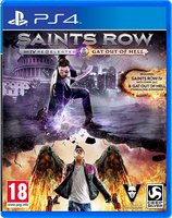 Saints Row IV: ReElected [PS4]