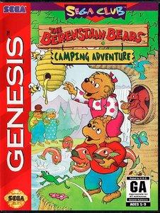 Berenstain Bears: The Camping Adventure [Sega Mega Drive]