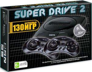 Игровая приставка Sega Super drive 2 + 130 встроенных игр