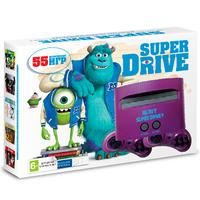 Игровая приставка Sega Super Drive Monster Inc + 55 встроенных игр