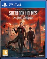 Sherlock Holmes: The Devils Daughter [PS4]