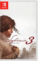 Сибирь 3 [Nintendo Switch]