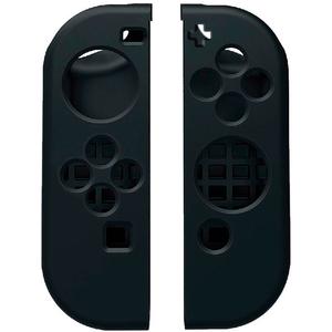Силиконовые чехлы для 2-х контроллеров Joy-Con Черный Цвет