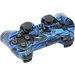 Беспроводной контроллер DUALSHOCK 3 Синий Граффити
