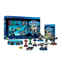 Skylanders Imaginators - Dark Edition Стартовый набор [PS4]