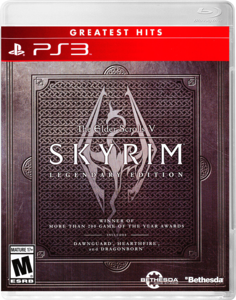 Elder Scrolls V: Skyrim - Legendary Edition [PS3]
