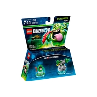LEGO Dimensions Fun Pack - Ghostbusters (Slimer, Slime Shooter)