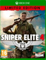 Sniper Elite 4 - Limited Edition [Xbox One]